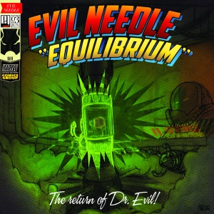Evil Needle Equilibrium Album Jazzolude ft. Elaquent