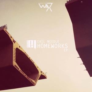 Evil Needle - Homework EP, Darker Than Wax