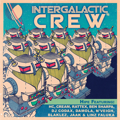 Hipe - Intergalactic Crew